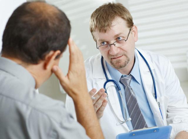 Врач должен точно диагностировать причину заболевания, назначить лечение, дозировку препаратов