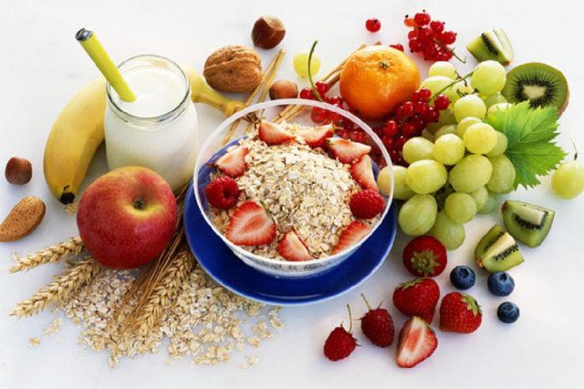Для продолжительности жизни при раке простаты рекомендуется соблюдать диету