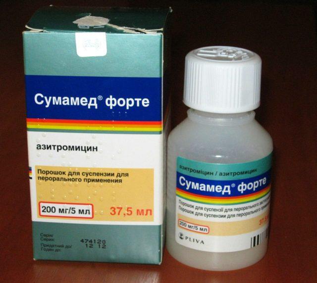 Сумамед, используется для лечения , очень разных инфекционных болезней, но, особо следует отметить, применения сумамеда для лечения простатита
