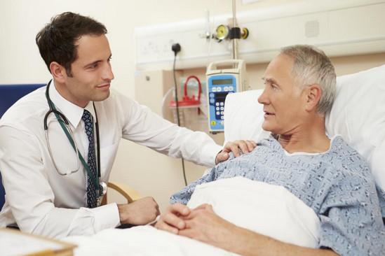 На начальной стадии рака применение гормонов назначается перед проведением курса радиоизлучения