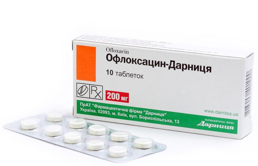 Антибиотики для лечения простатита