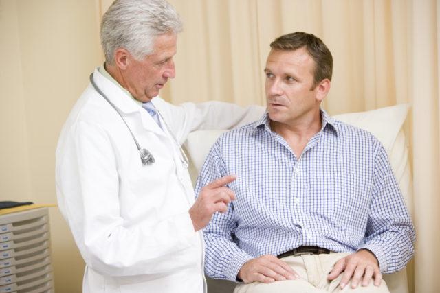 В комбинированной терапии - как одно из средств для лечения локально ограниченного рака простаты