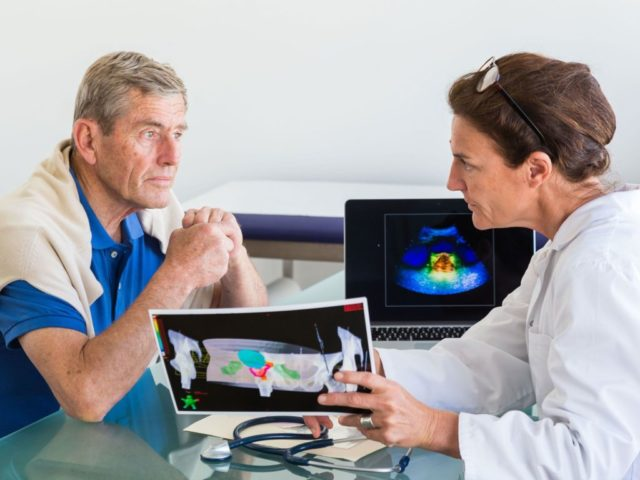 Если болезнь запустить, т. е. своевременно не применить необходимое лечение, то больному может грозить летальный исход