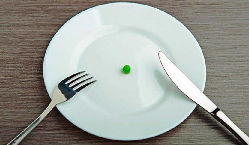 Голодание при простатите