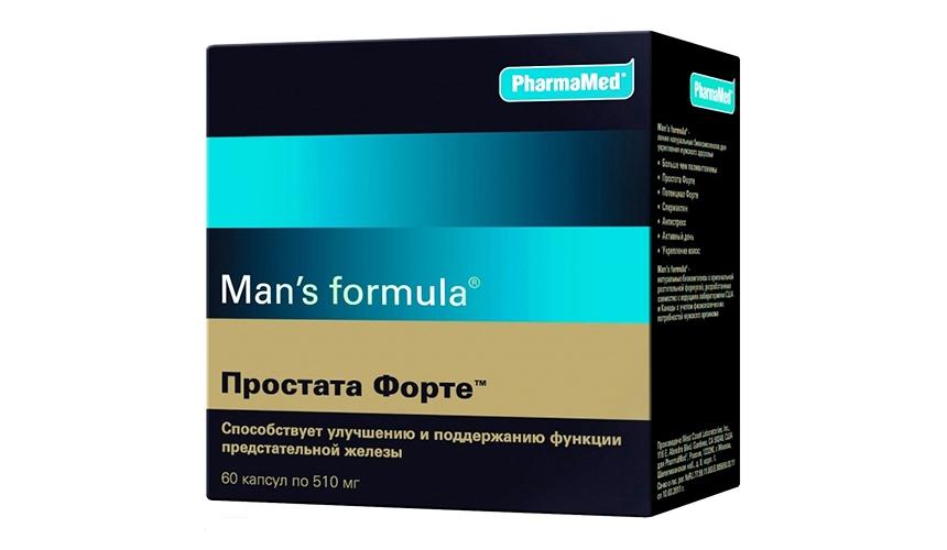 Man's Formula: Простата Форте