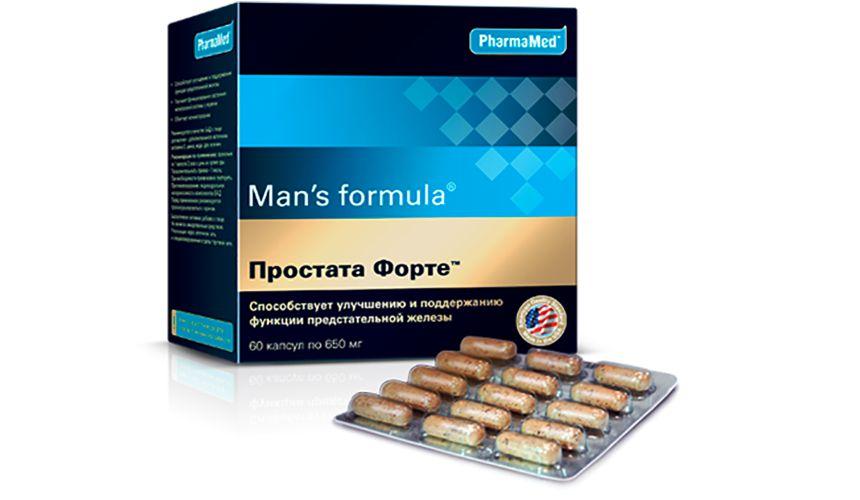 БАД Простата Форте