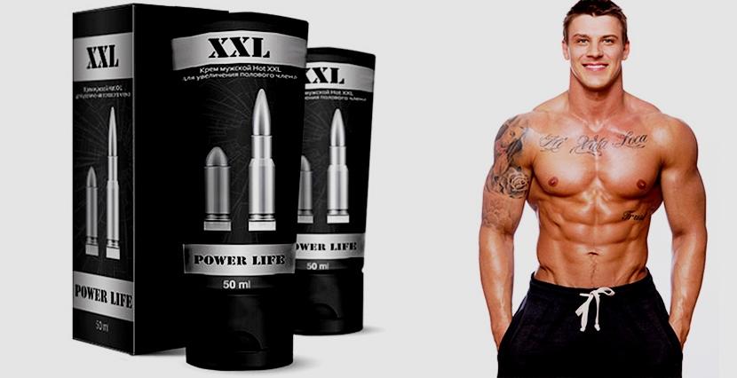 Крем для мужчин - XXL Power Life