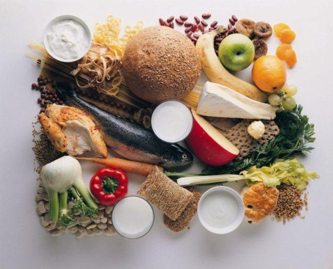 При простатите помимо лечения назначается диета