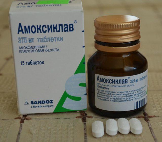Амоксиклав назначается при болезнях инфекционно-воспалительного характера, которые развиваются вследствие влияния микроорганизмов