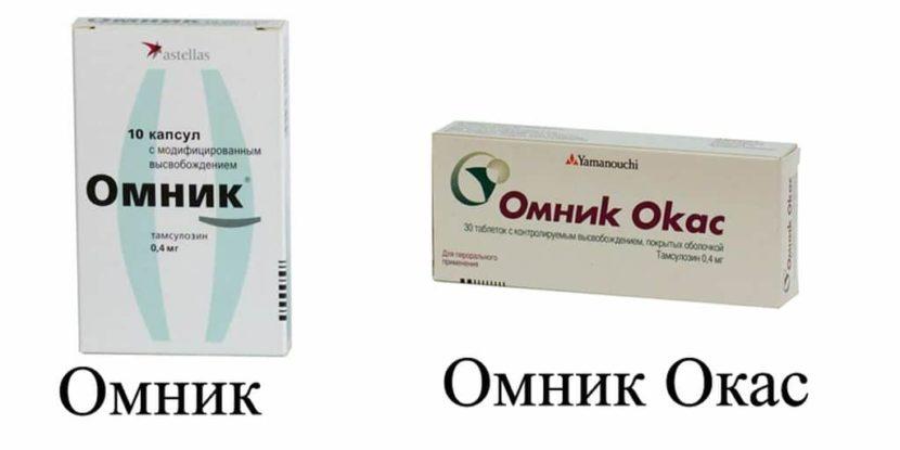 Омник Окас - лекарство от простатита инструкция по применению и отзывы