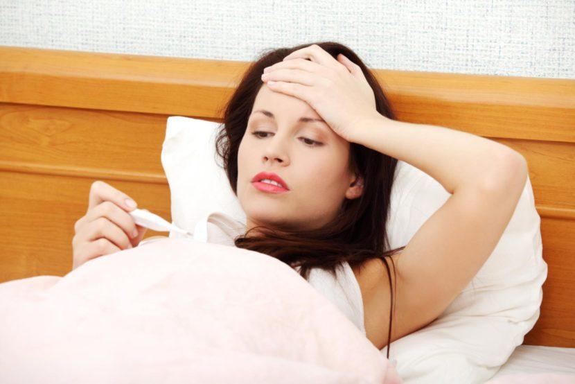 Женская разновидность простатита