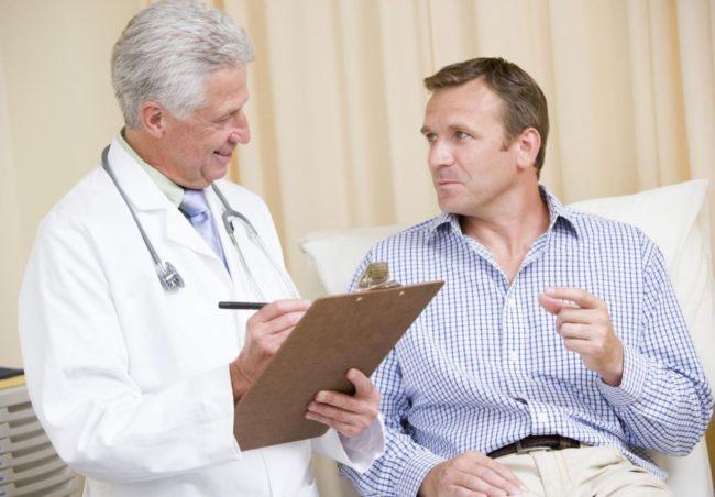 При назначении терапевтического комплекса врач принимает во внимание несколько факторов
