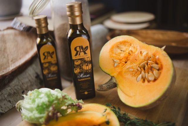 В состав тыквенного масла входят Омега-6 жирные кислоты, облегчающие протекание заболевания