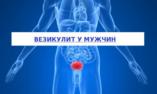 Сбой в работе семенных пузырьков может привести к ухудшению состояния мочеполовой сферы и развитию везикулита