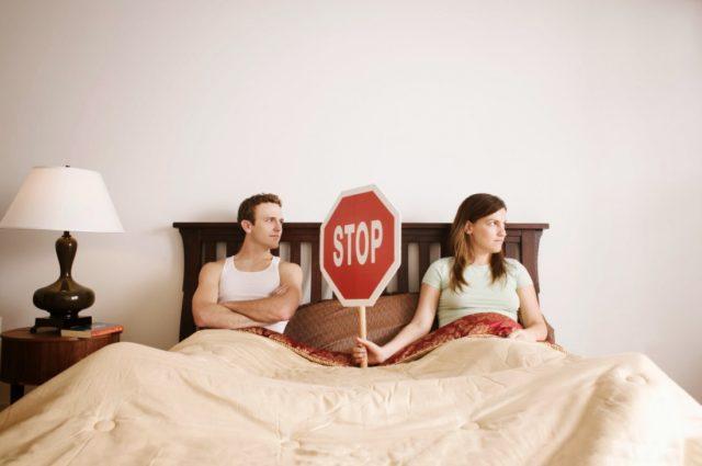 Понижение сексуального влечения из-за гормонов