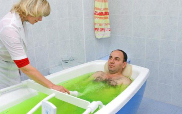 При приеме ванной важно соблюдать необходимую температуру